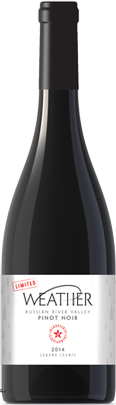 2014 Weather Russian River Pinot Noir LIMITED