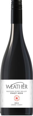 2014 Weather Pinot Noir Russian River
