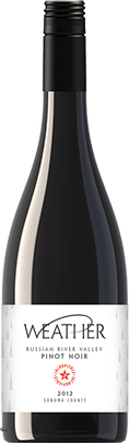 2012  Weather  Pinot Noir  Russian River
